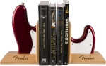 Fender® Bass Body Bookends, Red 9124787000