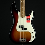 Fender American Professional P Bass in 3 Color Sunburst, Hard Case 0193610700