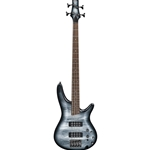 Ibanez Ibaenz SR Standard 4 String Electric Bass - Black Planet Matte Finish SR300EBPM