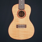 Lanikai Flame Maple Concert Uke with carry bag FM-C