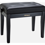 Roland Piano Bench - Satin Black RPB-300BK