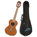 Lanikai Mahogany Tenor 6 String Ukulele with bag MA-6T