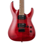 Esp Ltd LTD H-200 FM See Thru Red Electric Guitars LH200FMSTR