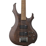 Esp Ltd LTD F204 Flame Maple & Walnut Bass Guitar LF204FMWBS