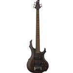 Esp Ltd LTD F205 Flame Maple & Walnut 5 String Bass Guitars LF205FMWBS