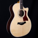 Taylor 414CE-R X Braced Spruce & Rosewood Acoustic Electric Guitars, Hardcase