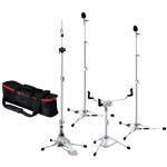 Tama Flat Base 4-piece Hardware Pack w/ Bag HC4FB