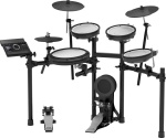 Roland TD-17KV-S Electronic Drum Set and Hardware