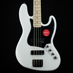 Squier Contemporary Active Jazz Bass HH, Flat White 0370450505