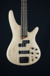 Ibanez SR650NTF Soundgear Bass Guitar in Natural Flat with Hardcase SR650-NTF