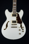 Ibanez AS73G Hollow Body Electric Guitar in Ivory AS73G-IV