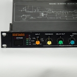 Vintage 1985 Roland SDE-2500 Rack Mt Digital Delay URG667