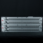 Used DBX 231s Dual Channel 31-Band Equalizer URG16