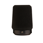 Shure A2WS Locking Microphone Windscreen for SM57 A2WS-BLK