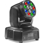 Stagg Headbanger Mini 6 LED Moving Head Light SLI-MHB-HB6-1