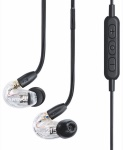 Shure Sound Isolating™ Earphones with Bluetooth® Enabled Communication Cable - Clear SE215CL-BT1