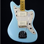 Fender Custom Shop 50s Journeyman Relic Jazzmaster in Faded Daphne Blue 9235000535