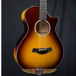 Taylor 412ce LTD Concert Acoustic Electric Guitar- Maple/Sitka, Hardcase 412CE-12-LTD