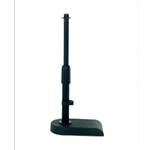 Hamilton Desktop Mic  Stand w/ cast iron base KB110M