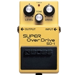 Boss SD-1 Super Overdrive Pedal SD1