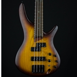 Ibanez SR650 4-String Electric Bass Guitar in Brown Burst Flat SR650ABS