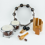 Xyz Used Family Band Percussion Set UDH127