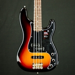 2018 Fender American Performer Precision Bass, 3-Tone Sunburst, Carry Bag 0198600300
