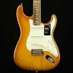Fender American Performer Stratocaster Guitar, Honey Burst, Gig Bag 0114910342