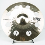 "Sabian 18"" Evolution O-ZONE Crash Cymbals Pasic Demo 11800XEB"