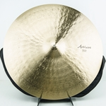 "Sabian 22"" Artisan Medium Ride Pasic Demo A2212"