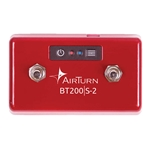 AirTurn 2-Switch Wireless Foot Controller BT-200