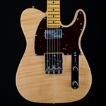 Fender Rarities Flame Maple Top Chambered Telecaster Electric Guitar, 22 Frets, Maple Neck & Fingerboard, Natural 0176505821