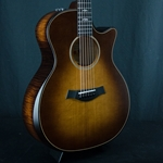Taylor 614ce Builder's Edition Maple / Spruce Acoustic Electric Guitar 614CELTD