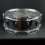 "Used Pearl  5.5 x 14"" Steel Shell Snare Drum, Taiwan USD52"