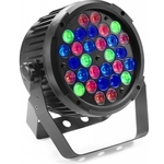 Stagg King Par with 30 x 2-watt RGBAUV mixed LED SLKP302M5
