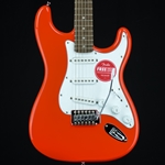 Fender Squier Affinity Strat Electric Guitar Stratocaster Race Red 0370600570
