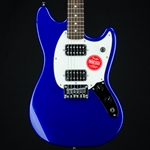 Squier Bullet Mustang HH Electric Guitar In Imperial Blue 0371220587