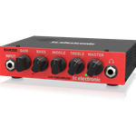 TC Electronics BAM200 Bass Head