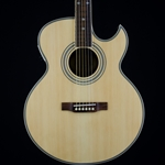 Epiphone PR5-E Thin-Body Acoustic/Electric Guitar, Florentine Cutaway EEP5NAGH1