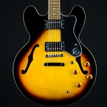 Epiphone ES335 Dot Vintage Sunburst Gloss Finish Semi Hollow Electric Guitar ETDTVSCH1