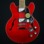 Epiphone ES-339 Pro Semi-Hollowbody Electric Guitar, Cherry Finish ET33CHNH1