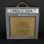 Vintage 1965 Ampeg Reverberocket 2 Guitar Amp, Serviced UGA2505
