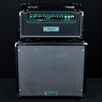 "Used Ibanez TSA15H 15 watt Tube Guitar Head & 12"" Matching Cabinet UTSA15H"