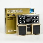 Used Boss RT-20 Effects Pedal, Box, Manual ISS15626