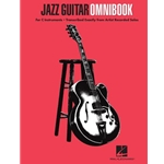Jazz Guitar Omnibook