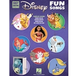 Disney Fun Songs for Easy Guitar