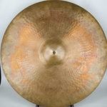 "Vintage 80's Paiste 2002 22"" Power Ride Cymbal UP200222RIDE"