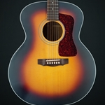 Used Guild F40 Acoustic - Electric Guitar with Case UGD40