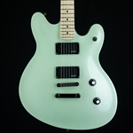 Squier Contemporary Active Starcaster, Maple Fretboard, Surf Green 0370470549