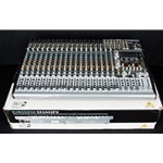 Used Behringer SX2442FX 16 channel Mixer  UBSX2442FX